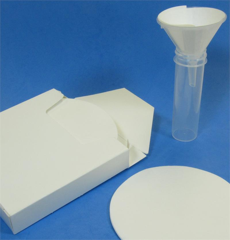 Filter Paper for Metals Testing